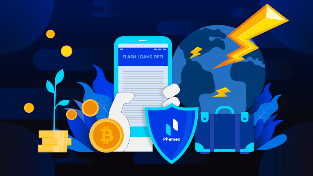 What are Flash Loans: Collateral swaps, DeFi lending