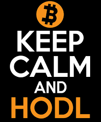 hodl meme keep calm and hodl