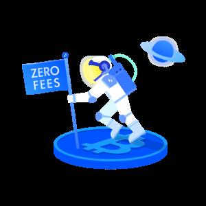 zero fees trading