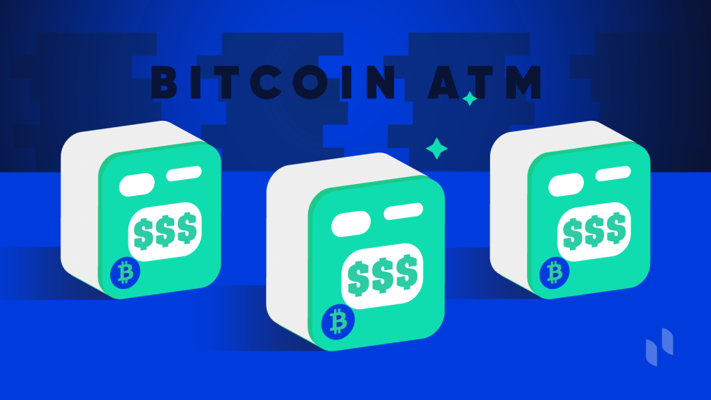 What's the deal with Bitcoin ATM's?