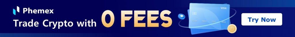 trade crypto with 0 fees