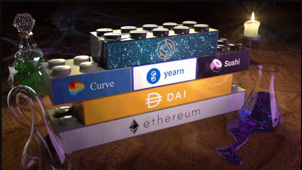 money legos in Alchemix protocol