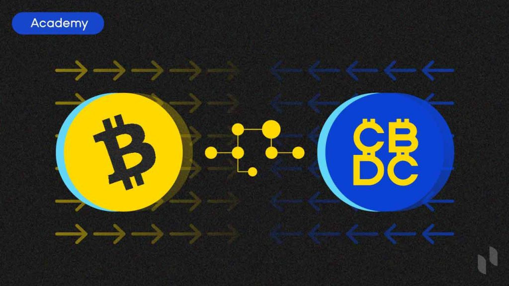 Central Bank Digital Currencies (CBDCs) vs Crypto: Similarities and Differences?
