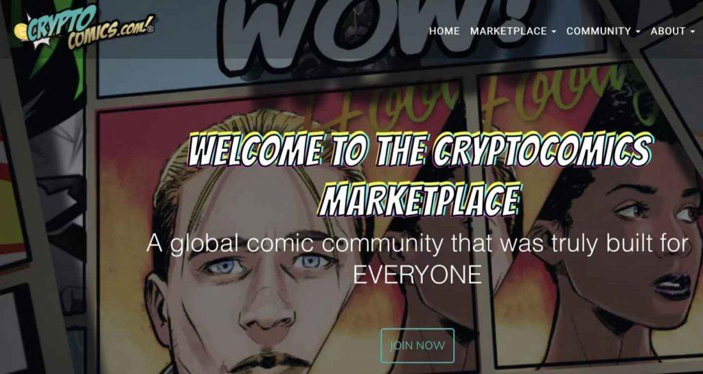 crypto comic com