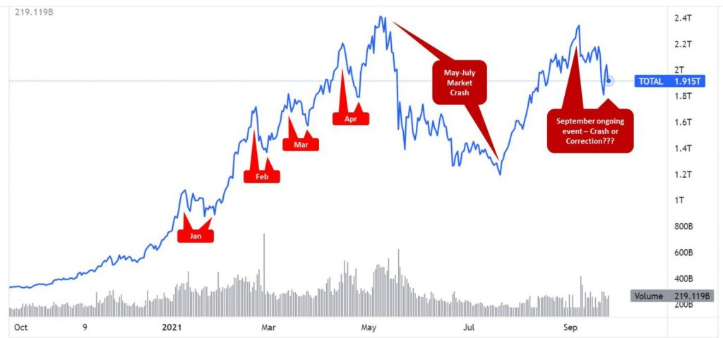 Market Corrections and Crashes (1)
