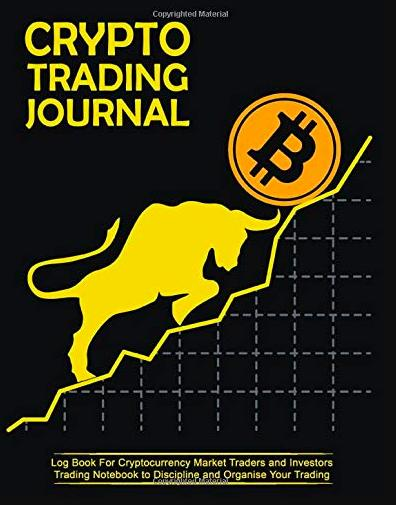 physical crypto trading journal