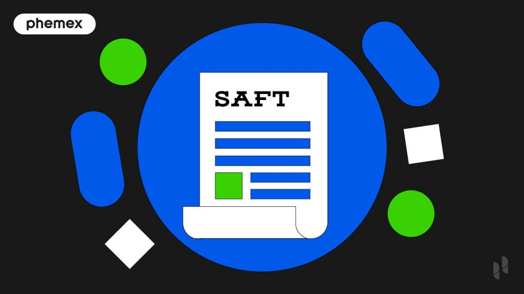 What is SAFT (Simple Agreement for Future Tokens): Financing Crypto Start-Ups in the US